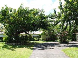 Westerlee Villa, The Garden