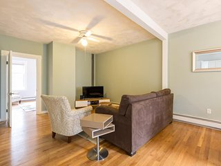Furnished 1-Bedroom Condo at 5th St & Hurley St Cambridge