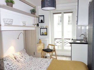 Very cosy studio - 2 guests close to Montparnasse