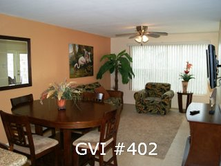 Gulfview I #402 mid island next to Schlitterbahn