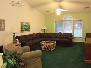 Sea Trail Resort-On Golf Course, Beach 1 Mile 3bd, Sunset Beach