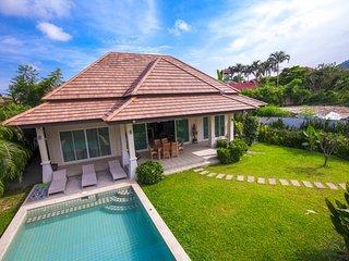 Villa privée Pacotte, 2ch, piscine, Phuket