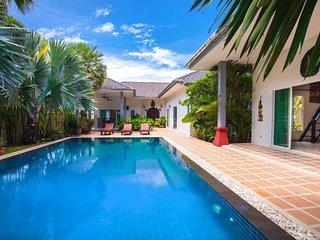 Villa Luxury, Phuket, 3chambres, Piscine a debord