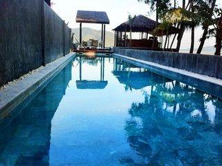 Villa en bord de mer, piscine, 2ch, Phuket, Rawai