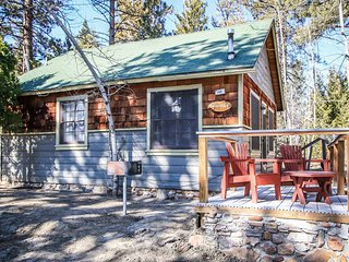 Lupine Cabin~Lake-Views~Kitchen/Cooking Essentials~BBQ~Walk To Town~Pets~WiFi~, Big Bear Region