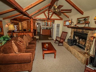 Big Bear Lake Holiday House 12154