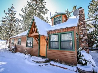 1463- Elgin Retreat, Big Bear Region
