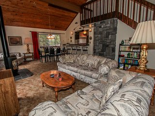 Big Bear Lake Holiday House 12212