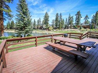 Big Bear Lake Holiday House 12302