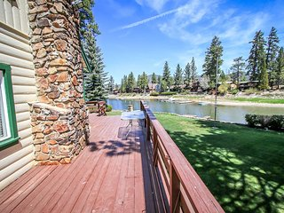 ~Bryan's Lakefront Retreat #1313~