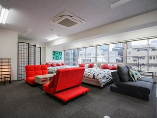 Real center of Tokyo, Wide and Bright room!, Chiyoda
