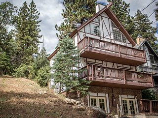 639 - Bear Mountain Chalet