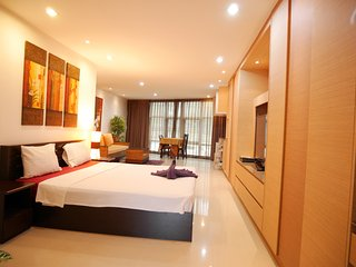 Deluxe Studio Apartment 4/2 (Lamai beach), Lamai Beach