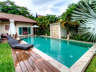 POMMARD- Exclusive 3BR Private Pool Villa