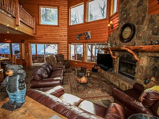 Big Bear Lake Holiday House 12190