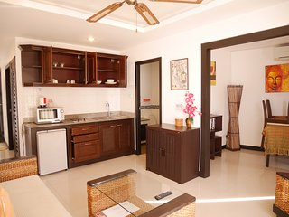 1-Bedroom Deluxe Apartment & Terrace (Lamai beach), Lamai Beach