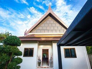 Villa Montrachet, piscine, 4pers. Phuket