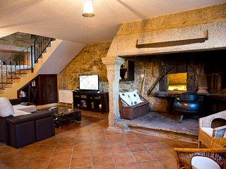 Maravillosa vivienda rural, alquiler íntegro, Vimianzo