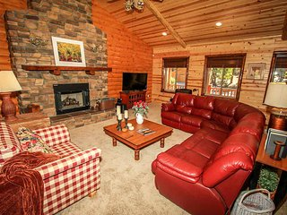 Big Bear Lake Holiday House 12156