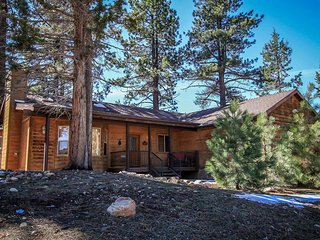 Can't Bear To Leave Retreat~Game Room~Level Parking/Garage~Fireplace~Laundry~, Big Bear Region