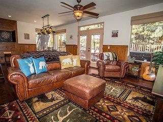 Big Bear Lake Holiday House 12395