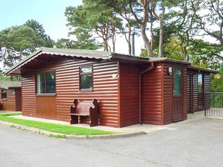 SNOWDROP, ground floor lodge, WiFi, dog friendly, in wonderful grounds, in Saltburn, Ref. 946463