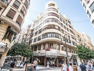 Apartamento pegado a la plaza del ayuntamiento, Valencia