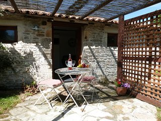 Le Petit Paradis - one bed gite in rural setting, Chaunay