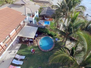 Luxury villa directly on the Las Pocitas Beach - Mancora, Peru