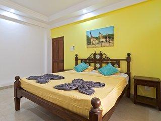 6 BHK villa for rent in Calangute