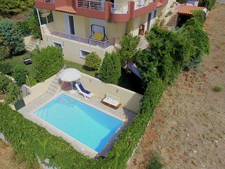 House with private pool near Athens Airport/Port, Pikermi