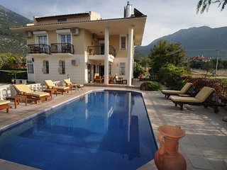Superb 4 Bedroom Villa With Private Pool In Ovacik