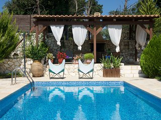 Exquisite Villa in secluded, quiet location, Agia Efimia