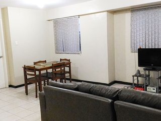 Spacious 2BR condo-unit at RESORT TYPE RESIDENCE