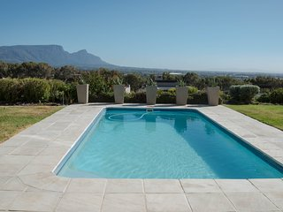Stunning modern home in security estate, Constantia