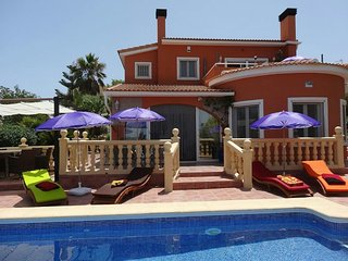 Luxury Villa with private pool near Denia & Javea