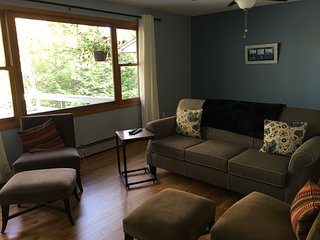 Lovely home on quiet  street downtown Fredericton—three bedroom apt
