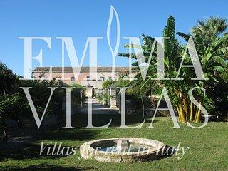 Villa Marsala 12+2, Trapani