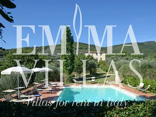 Villa Missiano 8+2, Panicale