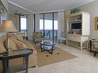 Stunning Views From Penthouse Floor Surfside Resor, Miramar Beach