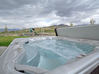 Dream Mountain Lodge - w/ hot tub, pool table, Heber City