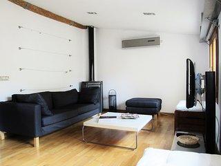 Modern apartment in Santa Eulalia Square, Palma de Mallorca