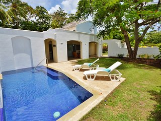 'Palm Tree Villa' spacious 4-bed home with pool
