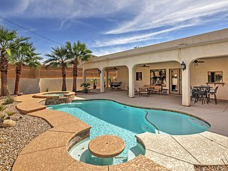 4BR Lake Havasu House w/Private Heated Pool!