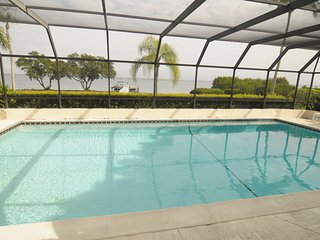 Bayfront house with water views and private pool - Jan/Feb $1600/wk special!, Longboat Key