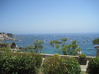The Costa Brava enjoys a Mediterranean climate with warm, sunny weather almost year round