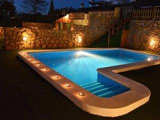 Villa La Pineda 1&2. 2 piscines. Une pour enfants. 2 Villas en 1. Zone exterieur, Sant Pere de Ribes