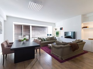 Beautiful apartment in Zoute, central, open view