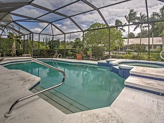 NEW! 3BR Naples House w/Private Pool & Gulf Access