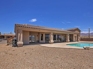 NEW! 3BR Lake Havasu City House w/ Private Pool!